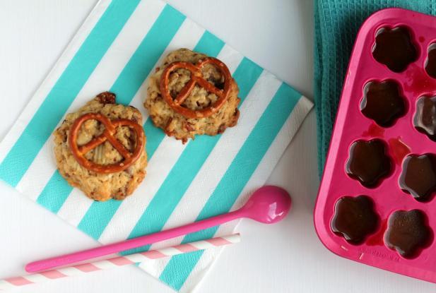 Brezelcookies
