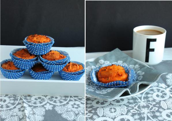 Tomatenmuffins