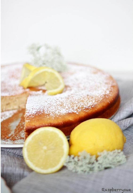 Zitronenkuchen1