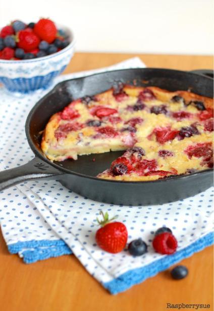 Baked Pancake1