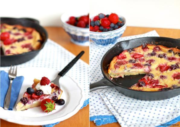 Baked Pancake2