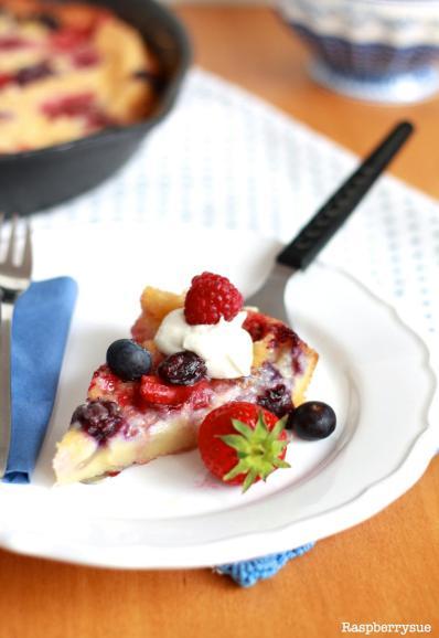 Baked Pancake3
