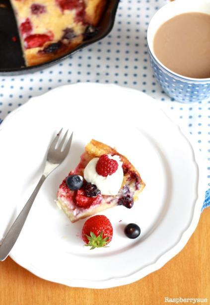 Baked Pancake6