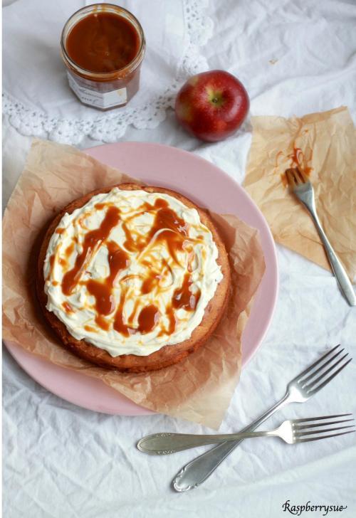 Apfel Schmand Kuchen5