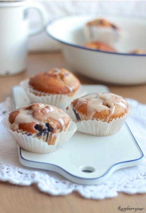 Blueberry Muffins4