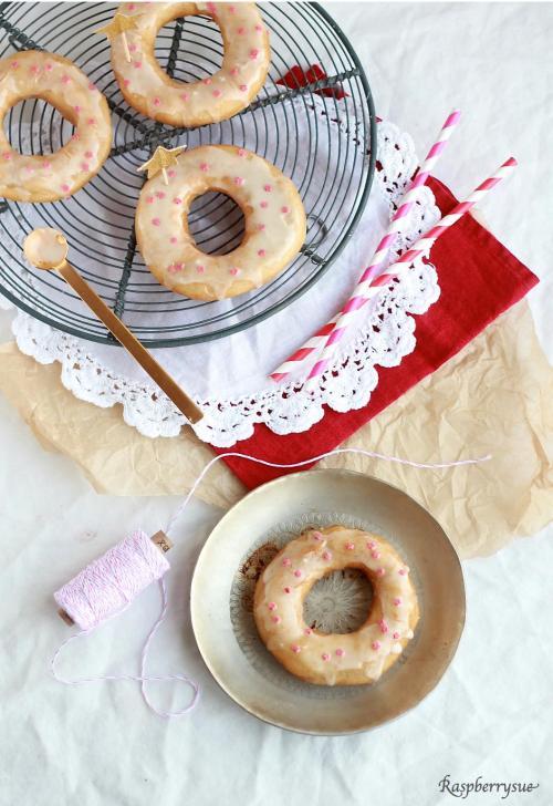 Chai Donuts5
