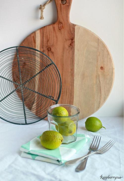 Lemon Curd Törtchen