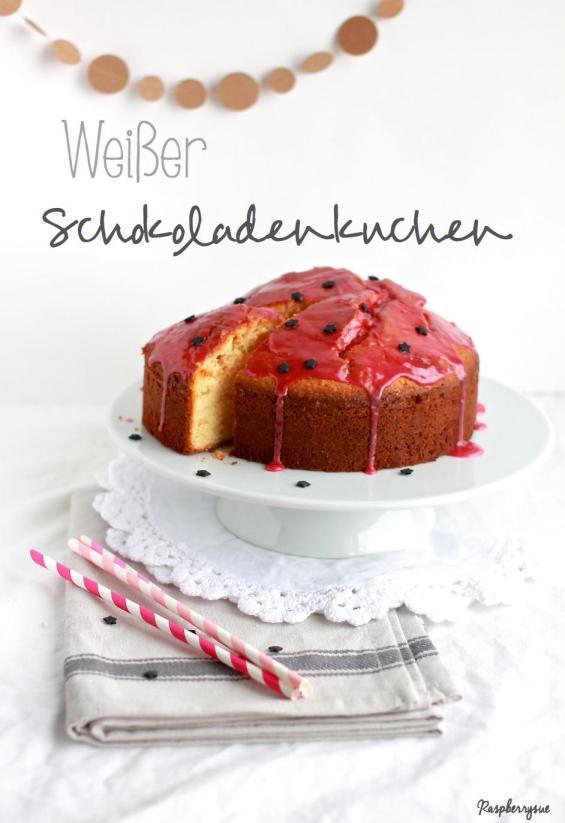 Weißer Schokoladenkuchen4
