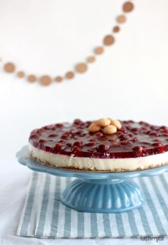 Amarettini Kirsch Torte