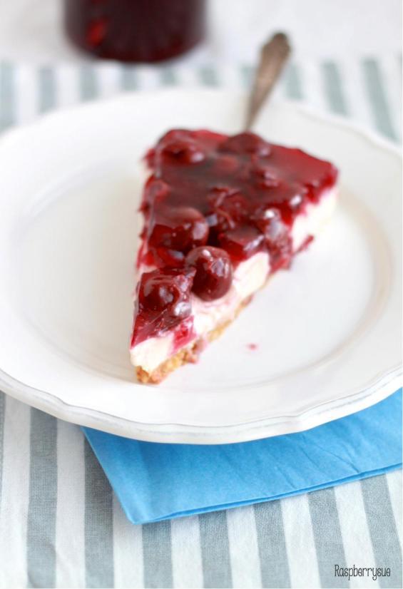 Amarettini Kirsch Torte3