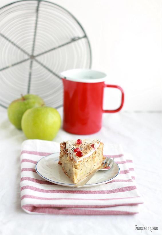 Apfel Mohn Kuchen4