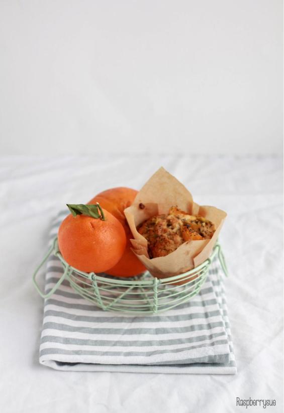 Mandarinen Mohn Muffins1