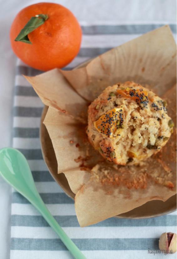 Mandarinen Mohn Muffins5