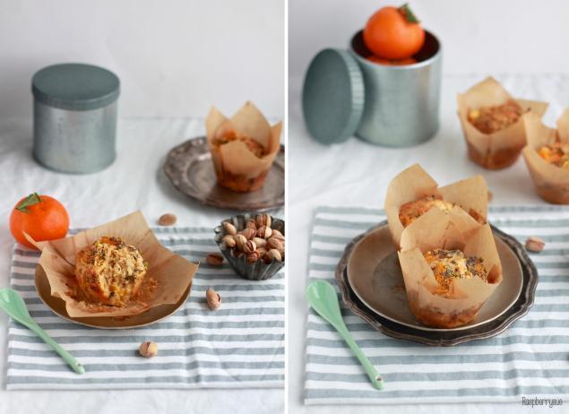 Mandarinen Mohn Muffins6
