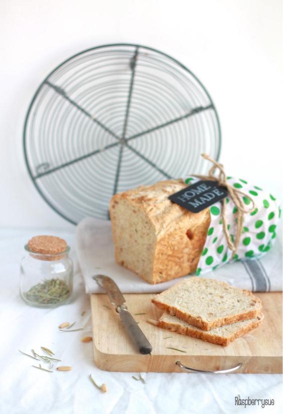 Rosmarin Olivenöl Brot2