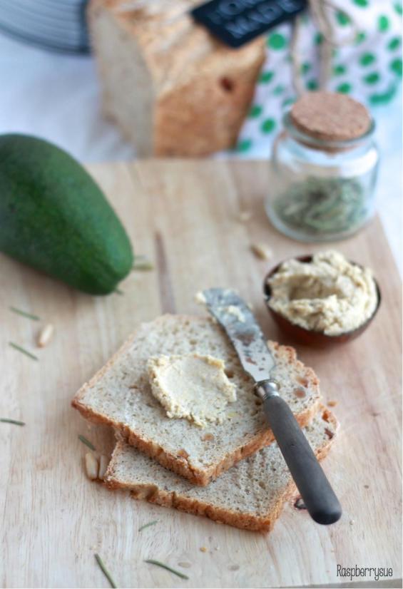 Rosmarin Olivenöl Brot3