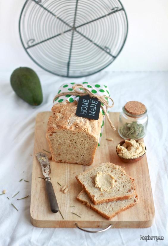 Rosmarin Olivenöl Brot4