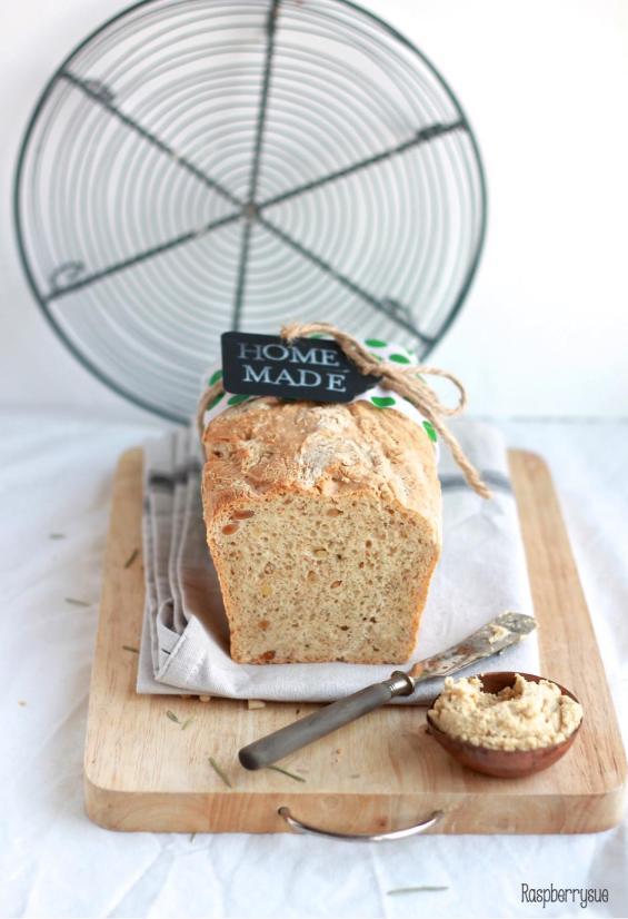 Rosmarin Olivenöl Brot5