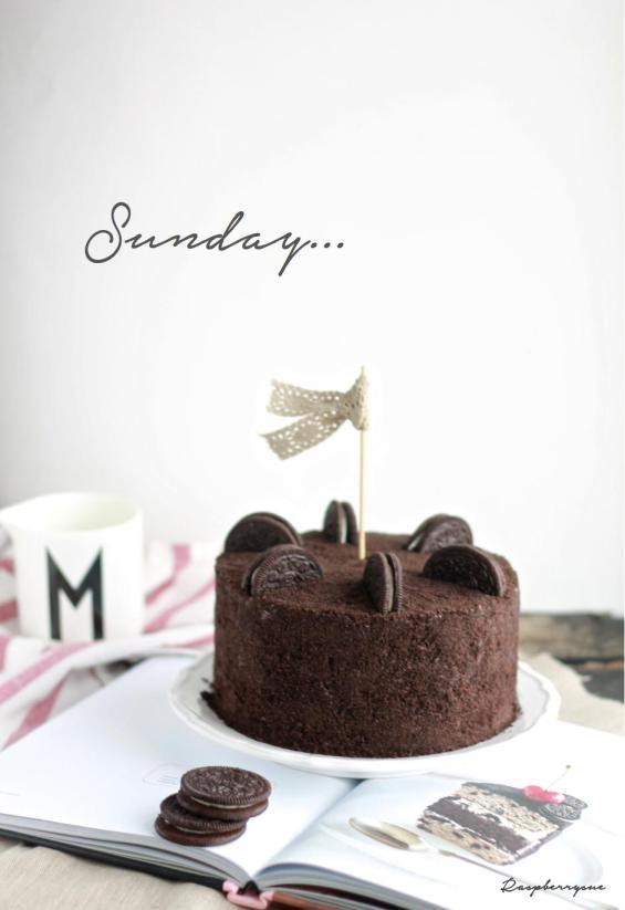 Oreo Torte3