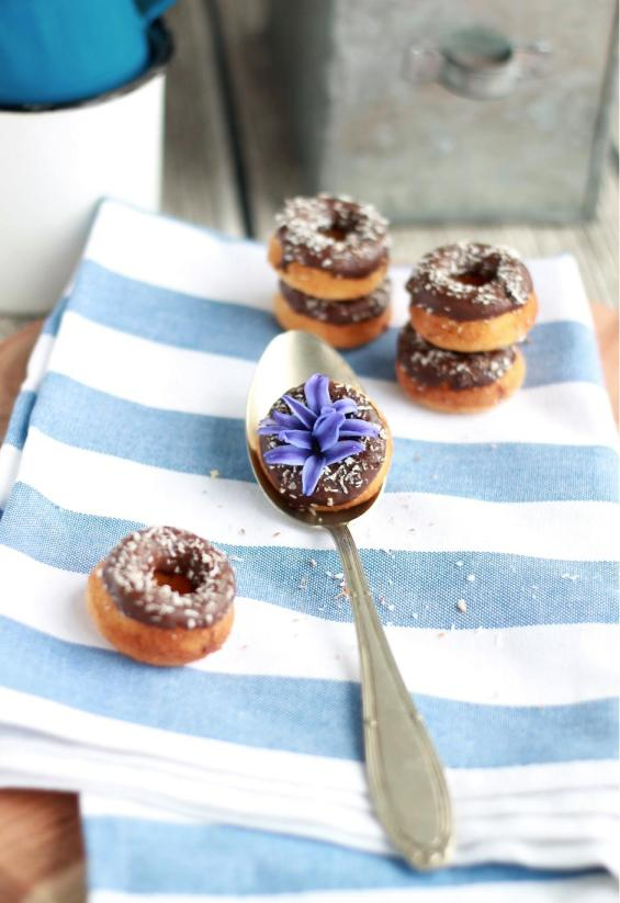 Schoko Mini Donuts1