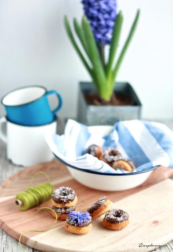 Schoko Mini Donuts2