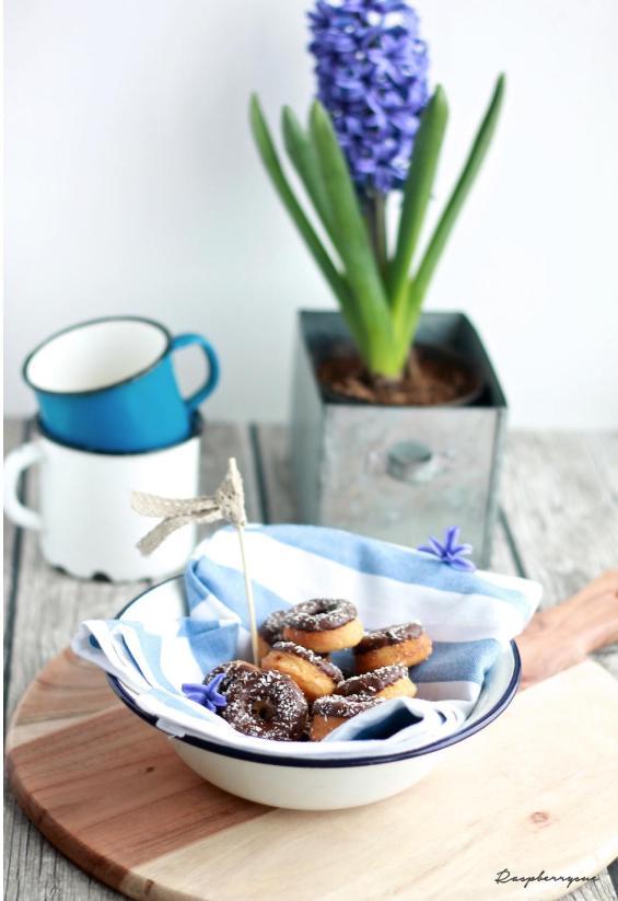 Schoko Mini Donuts4