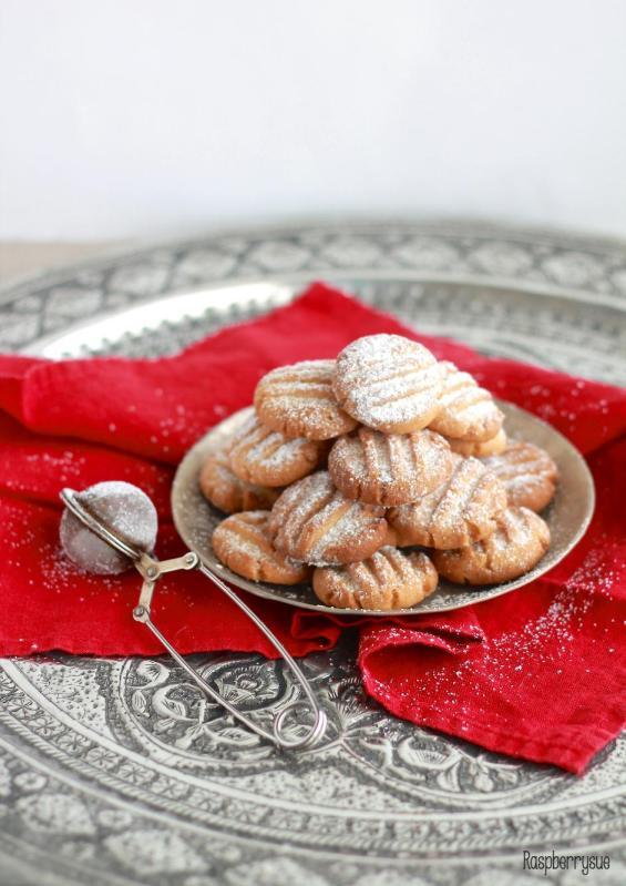 Tahini Kekse