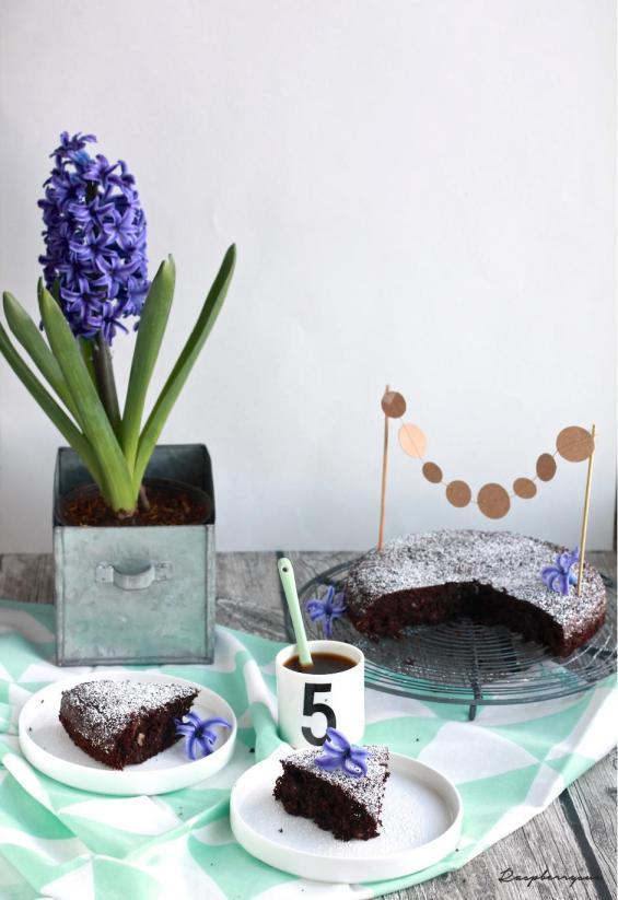 Zucchini-Schokoladen-Kuchen3