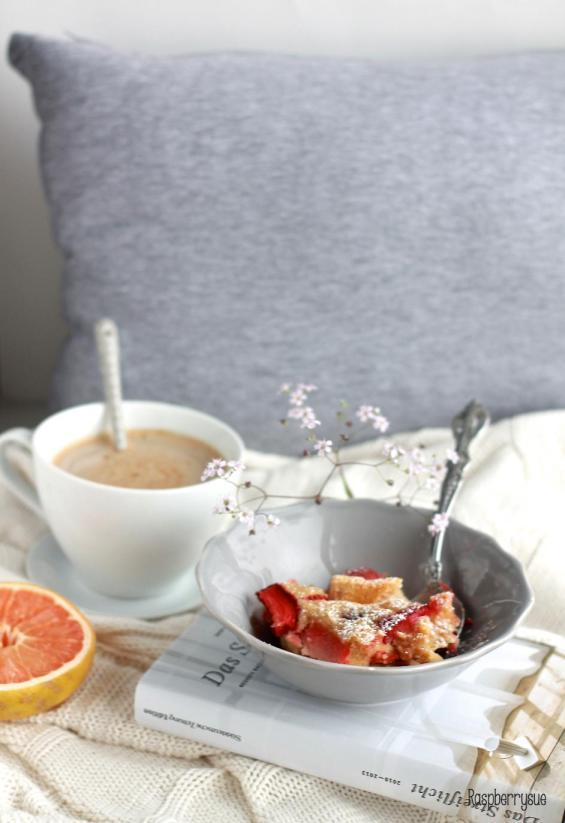 Erdbeer Clafoutis