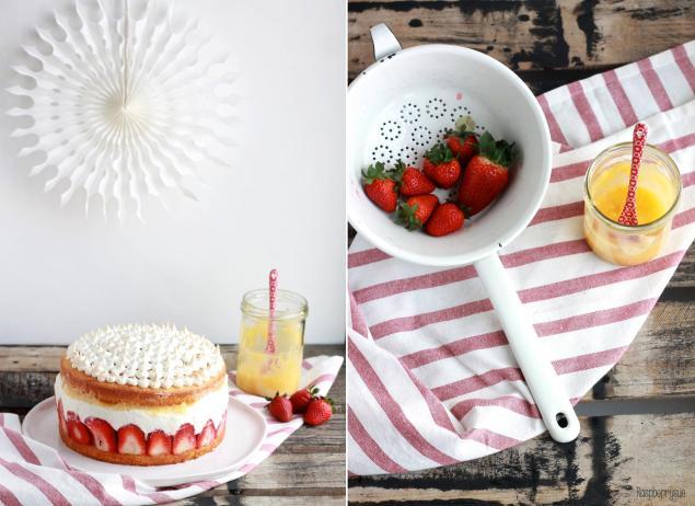 Erdbeer Mascarpone Torte1