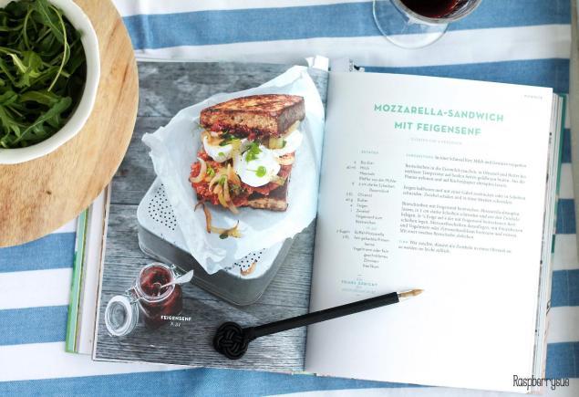Vegetarische Sommerküche4