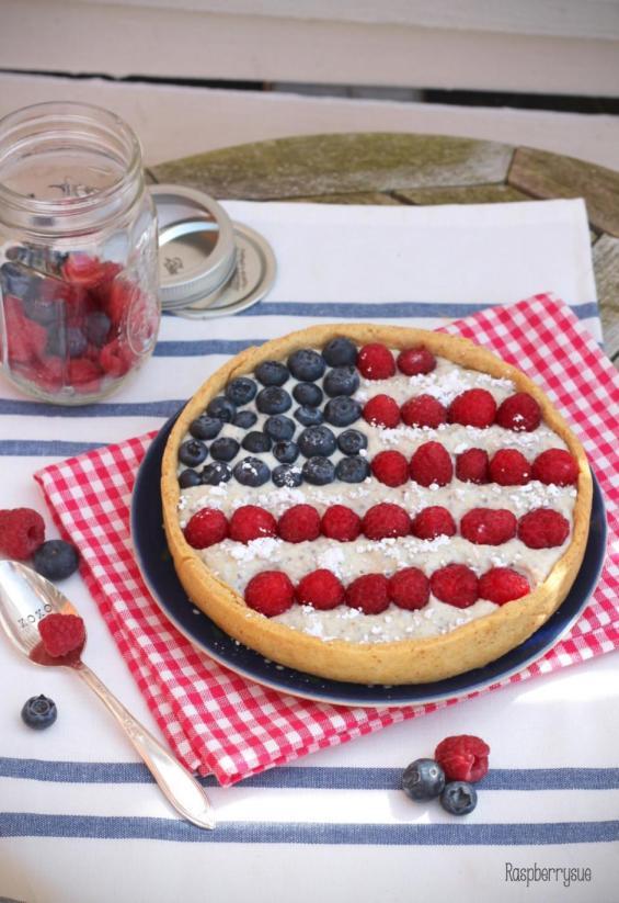Summer Healthy Berry Tarte1
