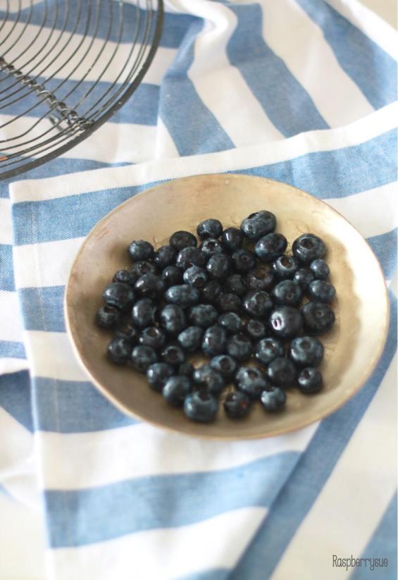 Blueberry Dutch Pancake1