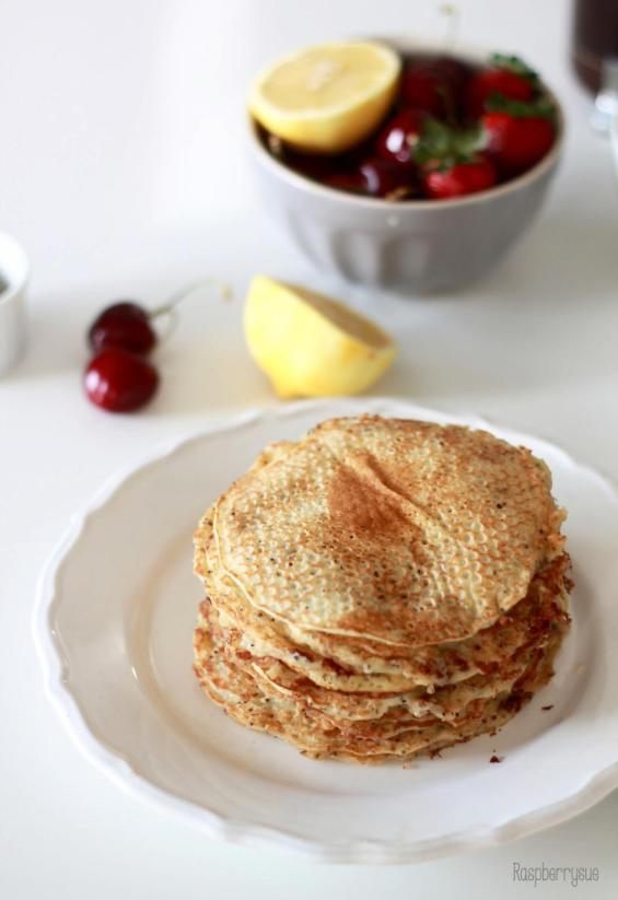 Lemon Poppyseed Pancakes3