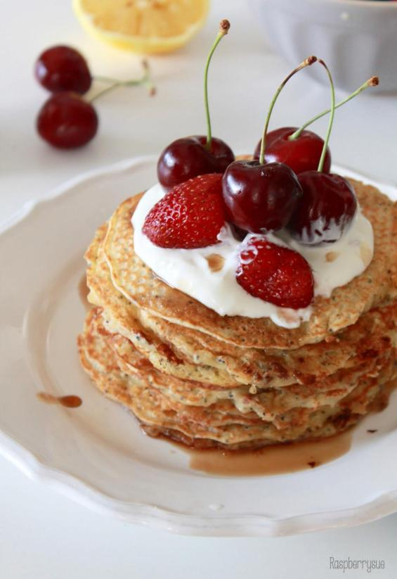 Lemon Poppyseed Pancakes7