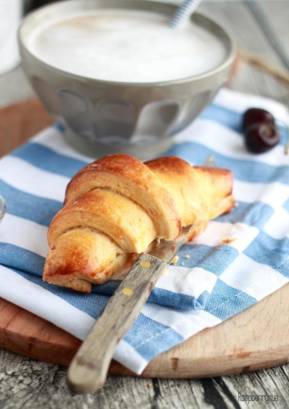 Portugiesische Croissants2