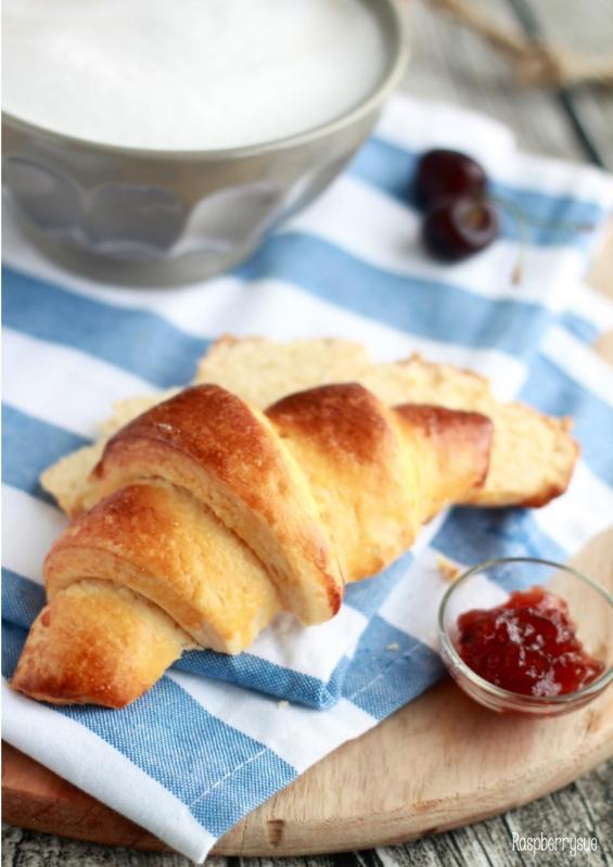 Portugiesische Croissants4