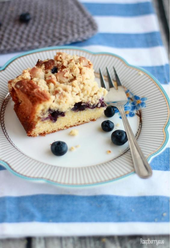 Blaubeer Streusel Blondies1