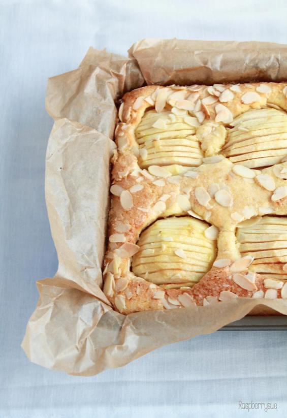 Apfelkuchen mit Orangenthymian4