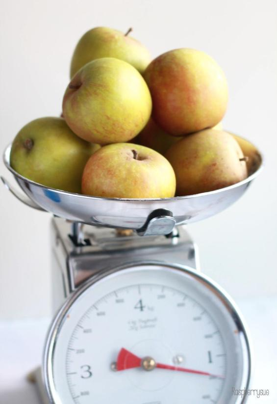 Apfelkuchen mit Orangenthymian5
