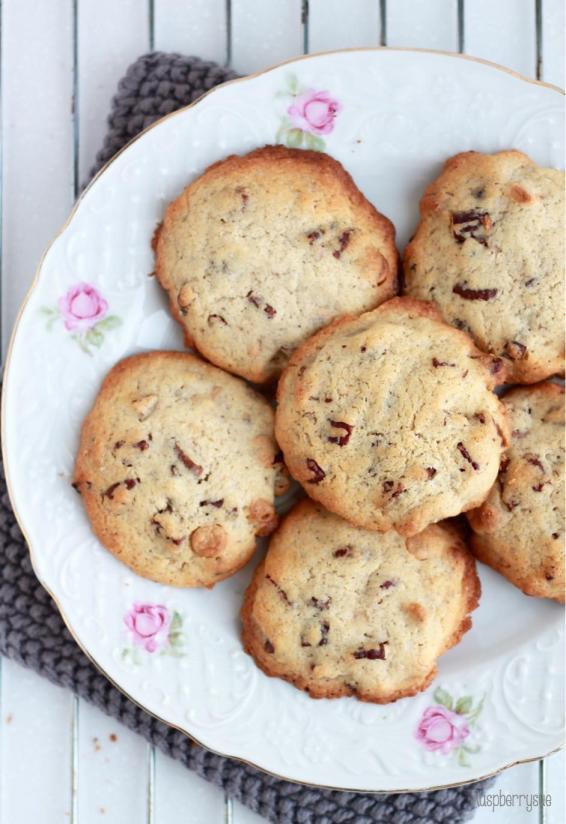 Pecan Erdnuss Cookies1