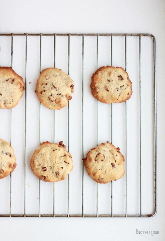 Pecan Erdnuss Cookies2