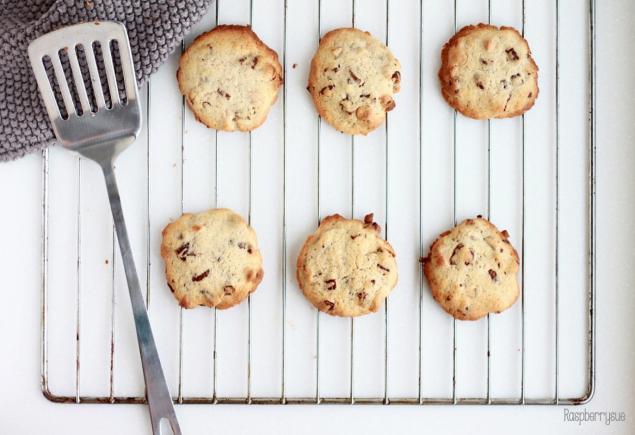 Pecan Erdnuss Cookies3