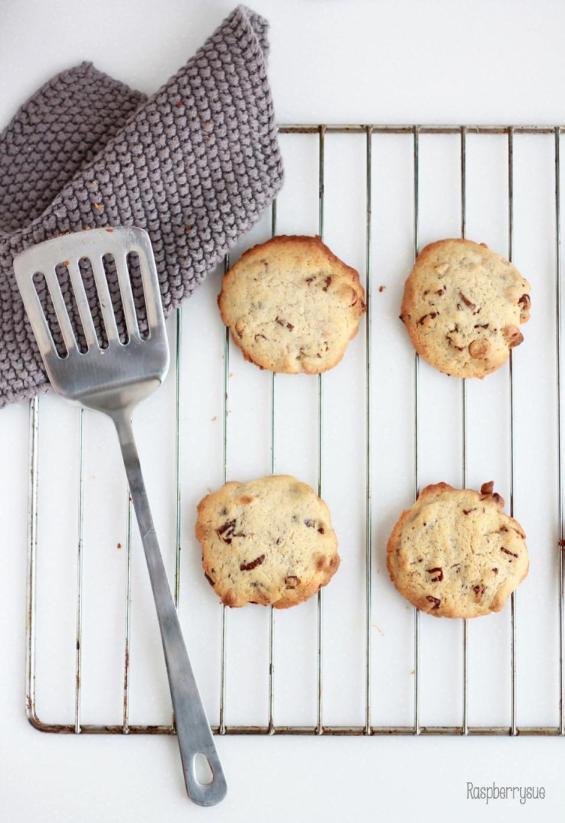 Pecan Erdnuss Cookies4