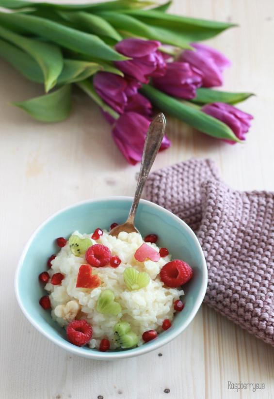 Milchreis mit Früchten 5