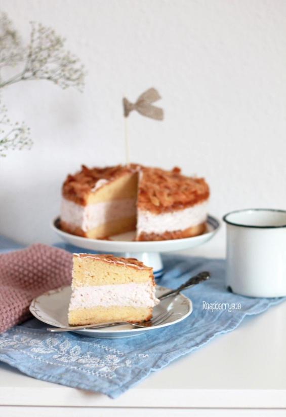 Himbeer-Rhabarber-Torte 4