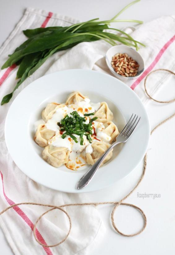 Manti in Joghurtsauce