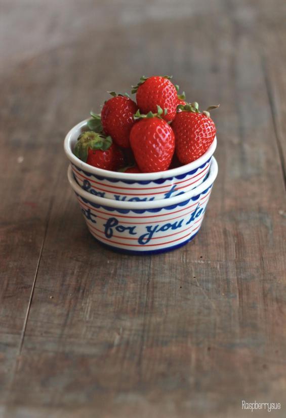 Bestes Erdbeer Eis 1