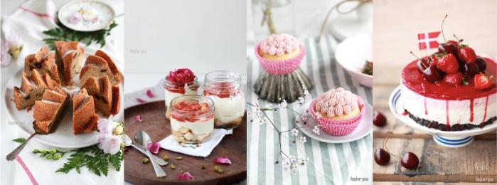 Header Sweets & Cakes