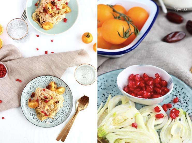 Fenchel-Pasta mit Dill und Orange 5